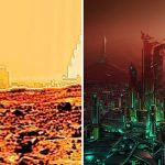 Уфолог обработи снимки на Марс и откри на тях огромни градове! (видео)