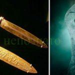 В гробницата на Тутанкамон са намерени извънземни оръжия!