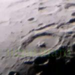 Загадъчен Y-образен обект е заснет от астроном в лунен кратер! (видео)
