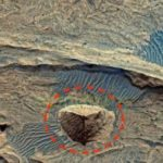Скот Уоринг откри загадъчна пирамидална структура на Марс (видео)