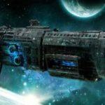 """Още един огромен """"извънземен кораб"""" се появи на околоземна орбита (видео)"""