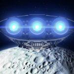Не за първи път: Неидентифициран обект излита с фантастична скорост от Луната (видео)