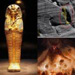"""""""Гробница  на египетски  фараон"""" на Марс попълни колекцията на виртуалните археолози (видео)"""