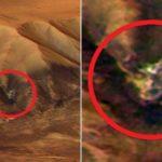"Уфологът Скот Уоринг откри ""Лице на Демон"" на снимка на Марс"