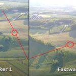 """Дрон засне два високоскоростни НЛО с координирани от """"някого"""" полети (видео)"""