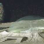 15-километрова извънземна база е заснета на Луната! (видео)