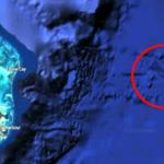 """15 -километрова """"подводна извънземна база"""" до Бахамските острови (видео)"""