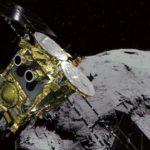 """Повърхността на астероида Рюгу се оказа старателно """"почистена"""" от прах!"""