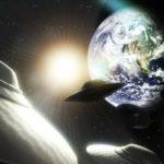 НЛО напускат Земята?