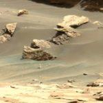 Гъба, червей или цвете? На снимка от Марс уфолози откриха нов странен обект!