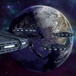 Истинска флотилия НЛО бе заснета от камерите на МКС (видео)