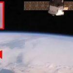 Камерата на МКС отново засне НЛО, но учените пропуснаха тази момент (видео ++)