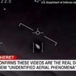 Секретно: Пентагонът публикува официално видео с НЛО