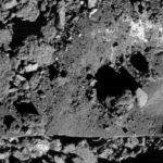 На астероида Бену е открита квадратна каменна плоча