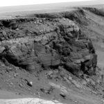 На снимка от Марс е забелязана статуя на фараон