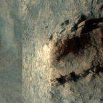 Древни руини отново са открити на Марс (видео)