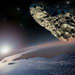 Приближаващ се към Земята обект може да има изкуствен произход