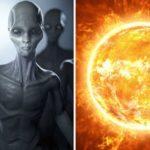 Слънцето и Земята са портали за извънземни цивилизации