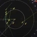 Множество  НЛО са уловени от радарите на американски боен кораб (видео)